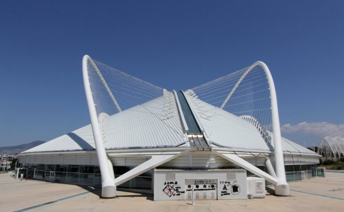 Athens Olympic Velodrome-Athens-2004
