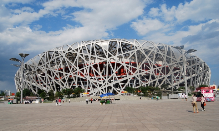 Beijing National Stadium-Beijing-2008