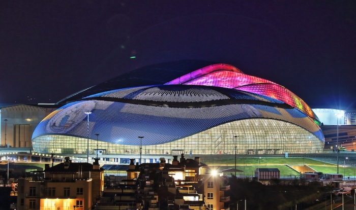 Bolshoy Ice Dome-Sochi-2014