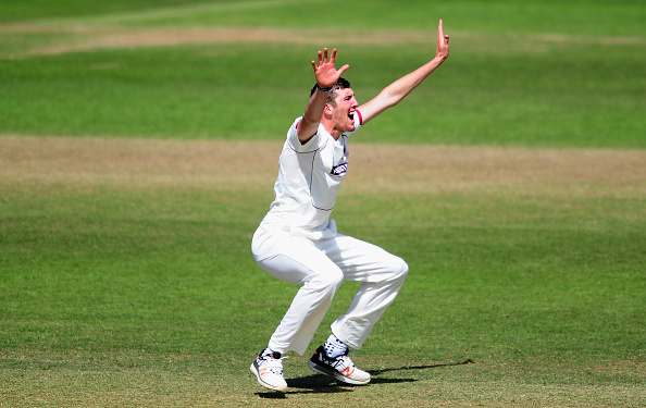 Somerset v Middlesex - Specsavers County Championship: Division One