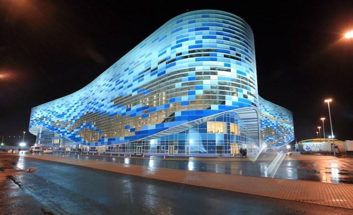 Iceberg Skating Palace-Sochi-2014