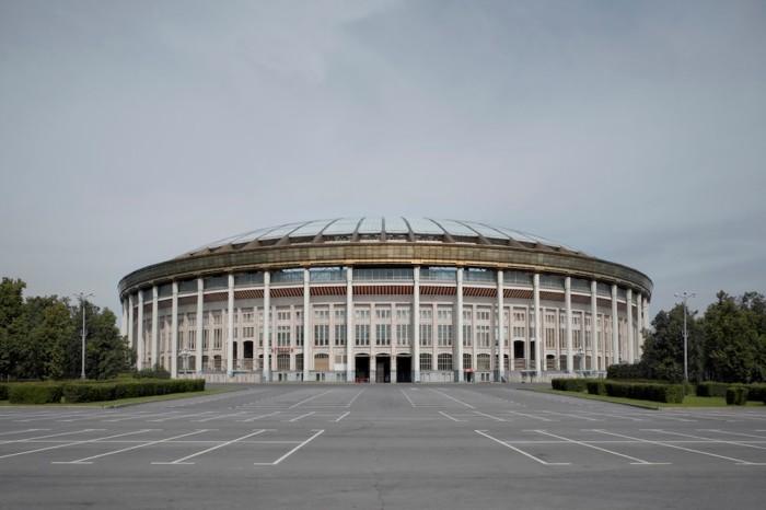 Luzhniki Stadium-Moscow-1980