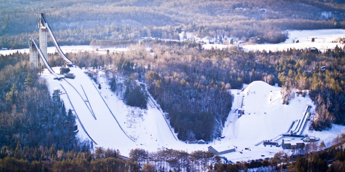 Olympic Ski Jumping Complex-Lake Placid-1980
