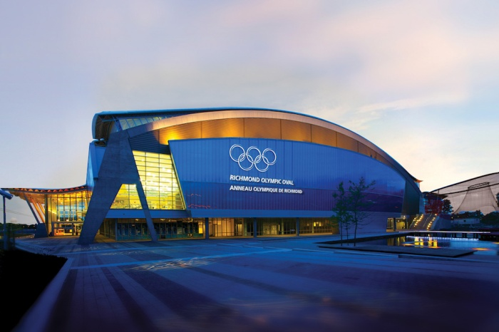 Richmond Olympic Oval-Vancouver-2010