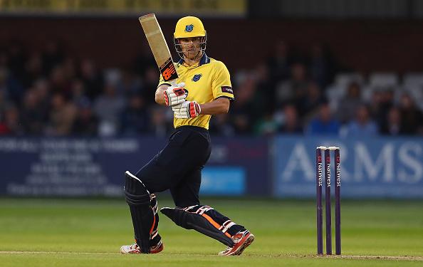 Derbyshire v Warwickshire - NatWest T20 Blast