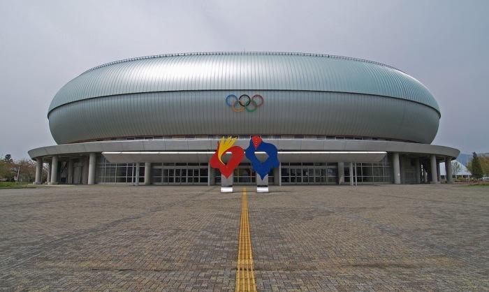 White Ring Arena-Nagano-1998
