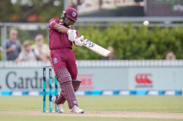 Evin+Lewis+New+Zealand+v+West+Indies+1st+ODI+MskhtjyraeCl